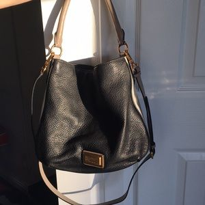 Marc Jacobs hobo style leather purse